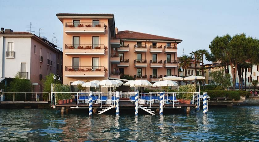 Hotel eden terme di sirmione gogoterme for Hotel meuble grifone sirmione