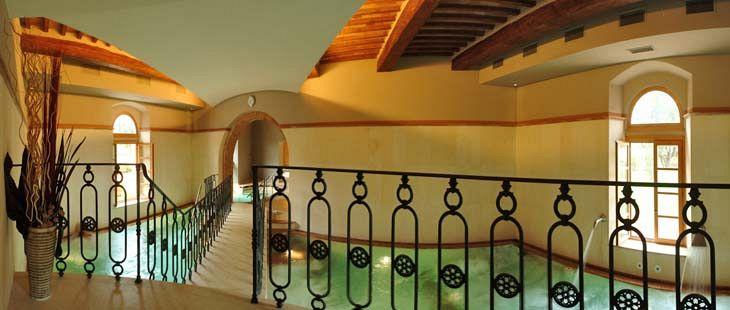 stabilimento termale villa borri terme di casciana