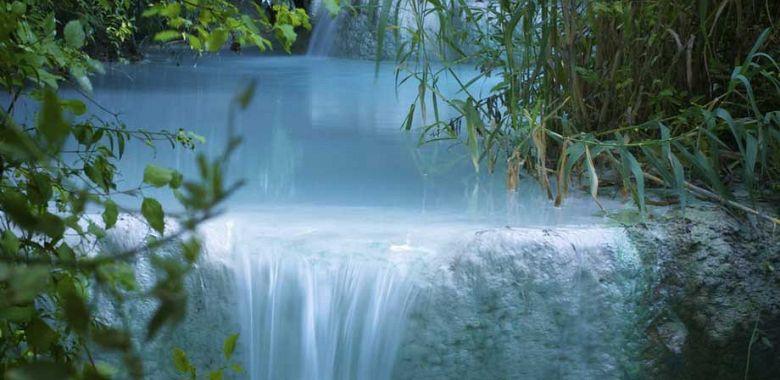 Stabilimento termale terme di bagni di san filippo - Bagni a pagamento ...