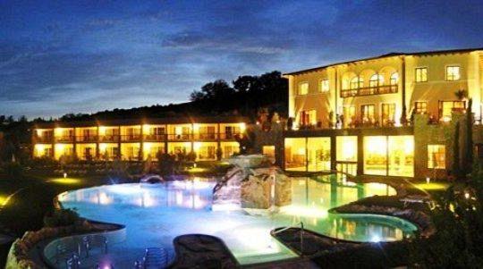 Adler thermae spa e relax resort terme di bagno vignoni gogoterme - Adler bagno vignoni offerte ...