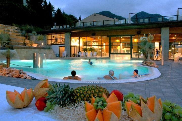 Stabilimento r seo euroterme wellness resort terme di - Terme agnese bagno di romagna ...