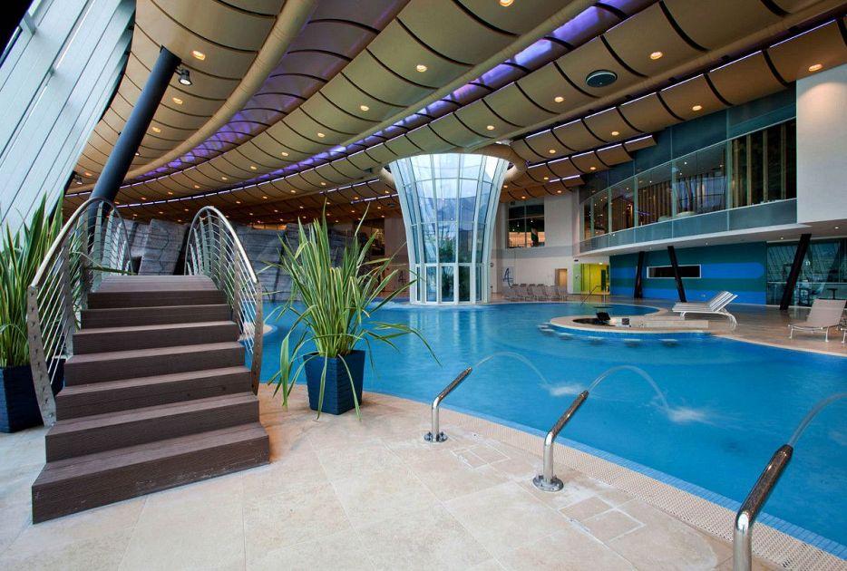 Stabilimento termale aquardens terme di verona gogoterme - Terme di castrocaro prezzi piscina ...