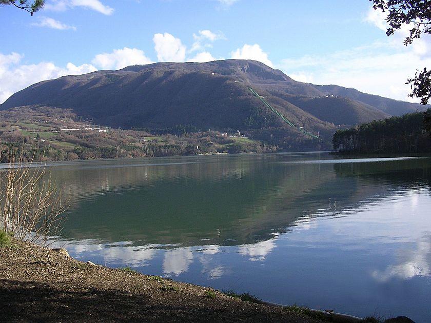 Relax sul lago di suviana gogoterme - Lago pontini san piero in bagno ...