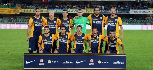 Hellas Verona Calciatori Scelgono Le Terme Sul Garda