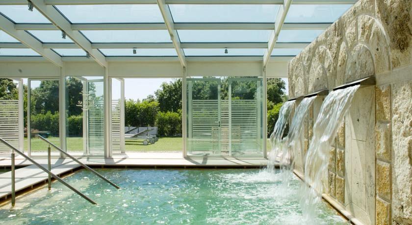 Stabilimento termale albergo le terme terme di bagno vignoni gogoterme - Terme a bagno di romagna offerte ...
